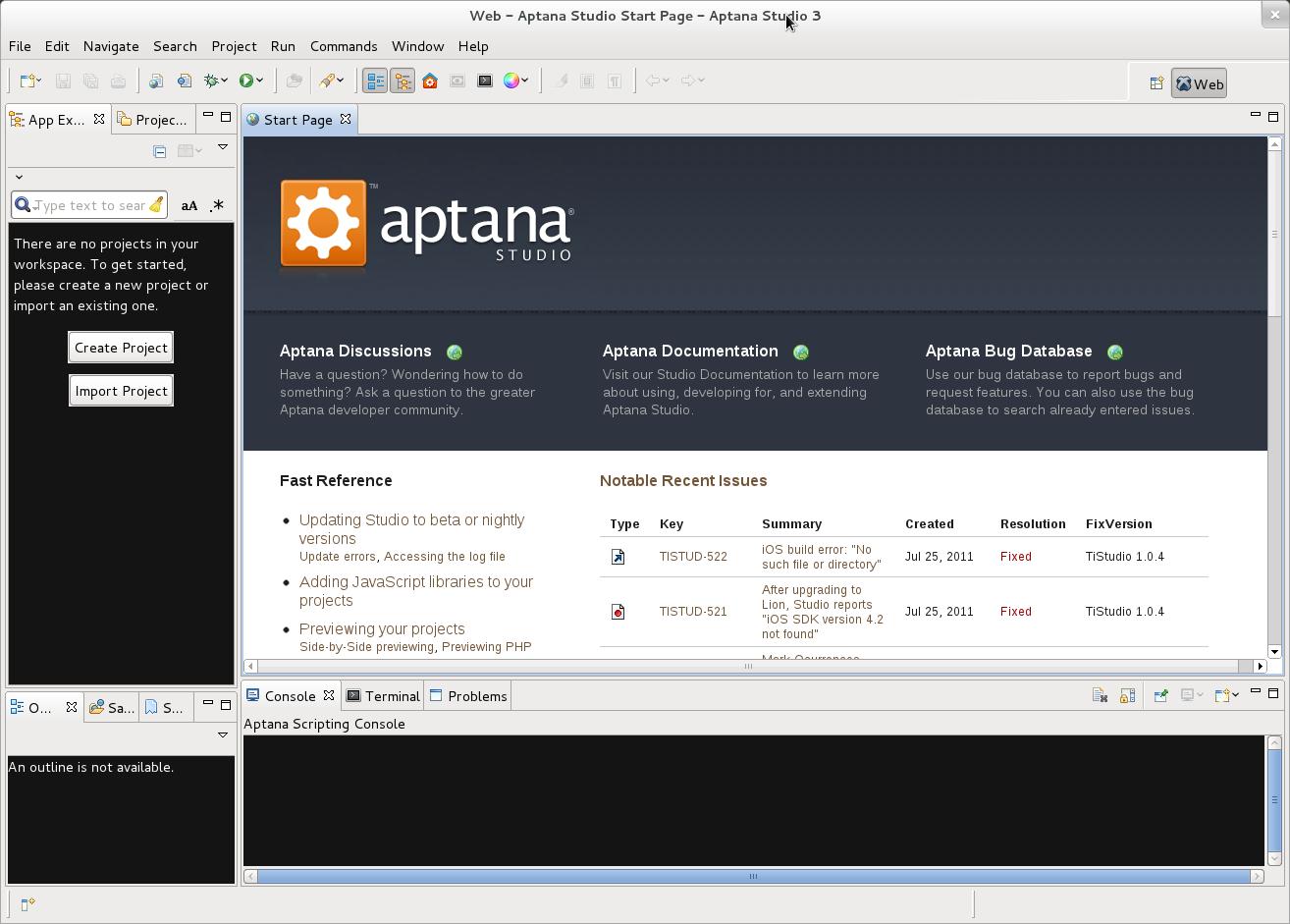 Aptana Archives - Drainy net