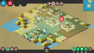 Reprisal the game - attacking
